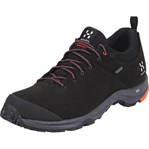 Haglöfs Mistral GT Shoes Dam true black/dynamite true black/dynamite
