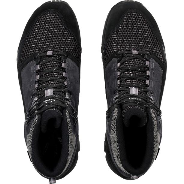 Haglöfs Skuta Proof Eco Mid Shoes Herr true black/magnetite