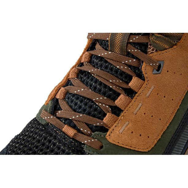 Haglöfs Skuta Proof Eco Mid Shoes Dam oak/deep woods