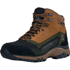 Haglöfs Skuta Proof Eco Mid Shoes Dame oak/deep woods oak/deep woods