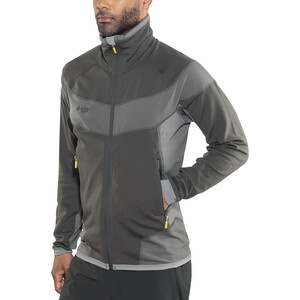 Bergans Roni Jacket Herr solid charcoal/solid grey solid charcoal/solid grey