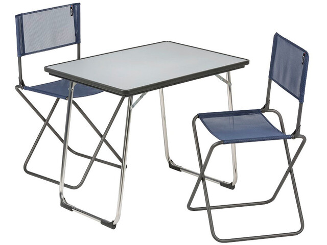 Lafuma mobilier tavolo pieghevole 2 sedie cno tavolo campeggio con custodia per trasporto - Tavolo pieghevole con sedie ...