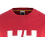 Helly Hansen HH Logo Crew Sweater Herren red
