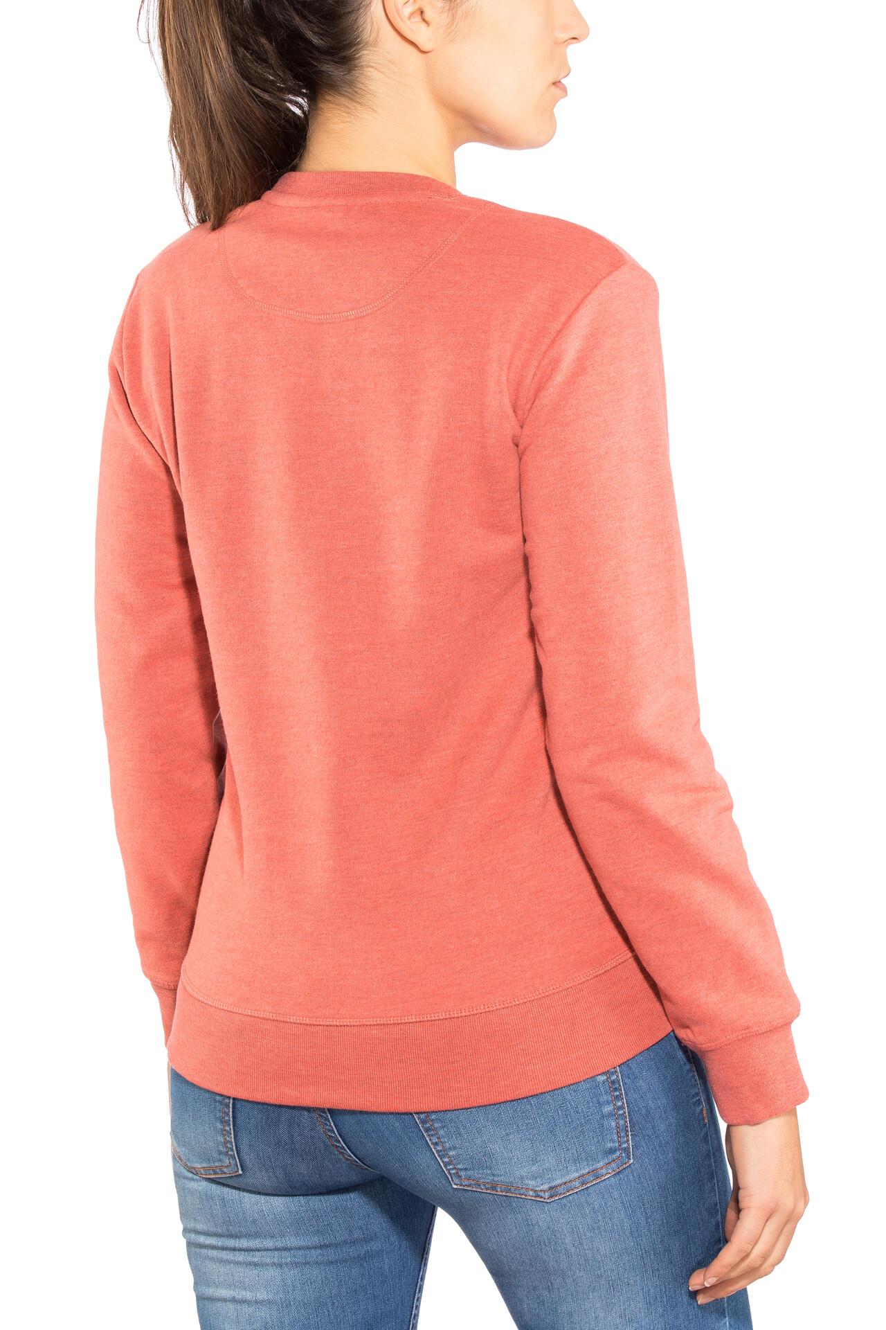 Melange Orange Et Rose sweatshirts et sweatshirts à capuche helly hansen w hh logo