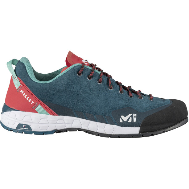 Millet Amuri Leather Schuhe Damen enamel blue