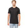 super.natural Motion Tee Herr jet black