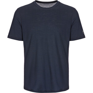 super.natural Base 140 T-Shirt Herren blau blau