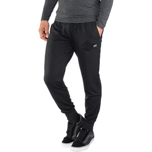 super.natural Essential Bündchenhose Herren jet black jet black