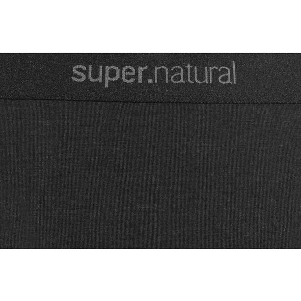 super.natural Base 175 Boyfriend Hipster Damen jet black