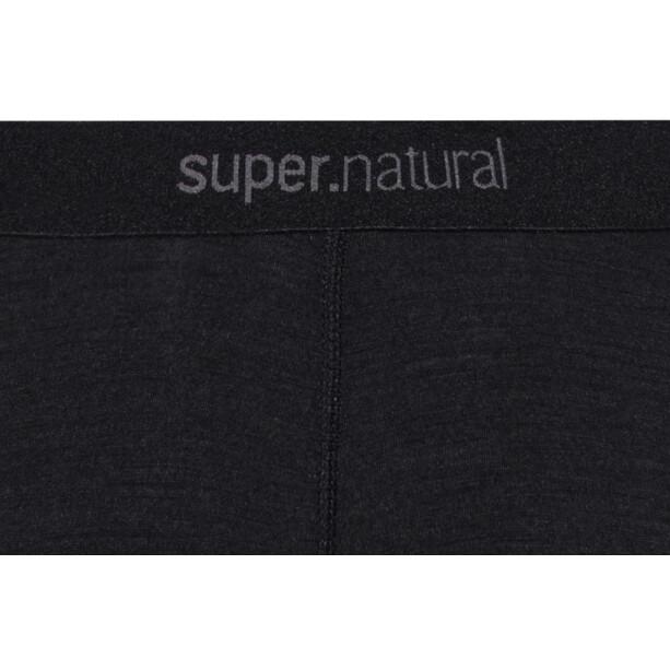 super.natural Base 175 Tights Damen jet black