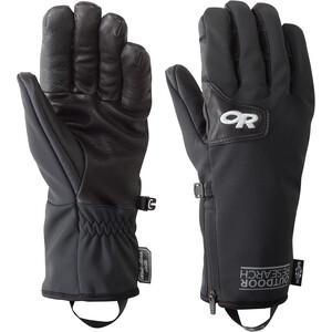 Outdoor Research Stormtracker Sensor Handschuhe Herren schwarz schwarz