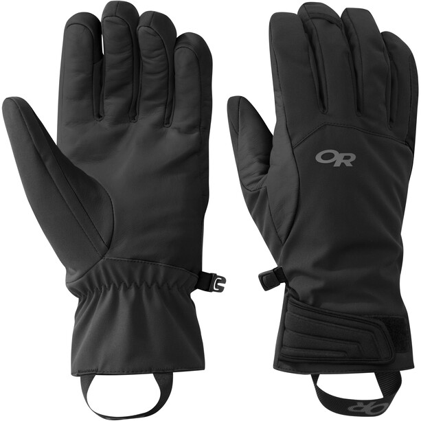 Outdoor Research Direct Contact Handschuhe black