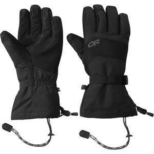 Outdoor Research Highcamp Handschuhe Herren black black