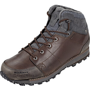 Mammut Chamuera Mid WP Shoes Herr coffee-graphite coffee-graphite