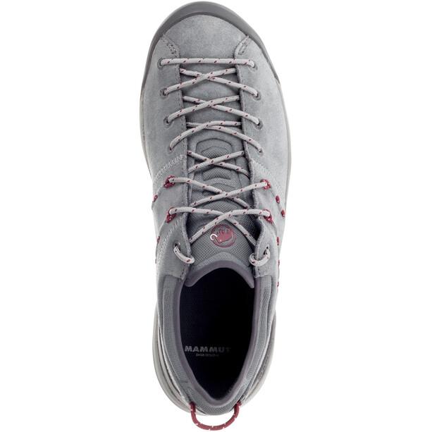 Mammut Hueco Low GTX Shoes Dam grey-dark beet