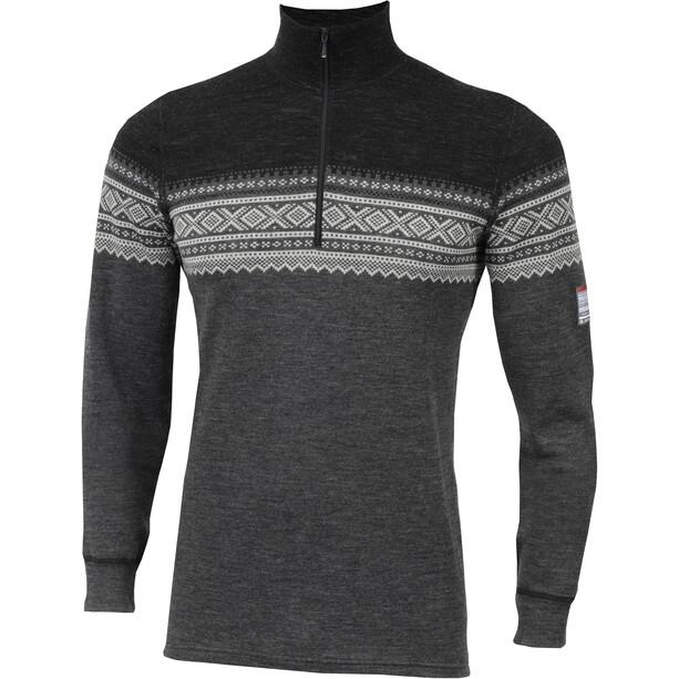Aclima DesignWool Marius Mock Neck Shirt Herr norefjell