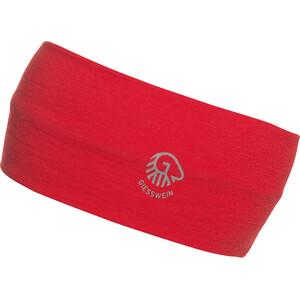 Giesswein Brentenjoch Stirnband rot rot