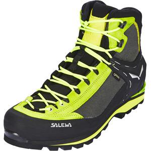SALEWA Crow GTX Shoes Herr cactus/sulphur spring cactus/sulphur spring