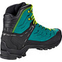 SALEWA Rapace GTX Shoes Dam shaded spruce/sulphur spring