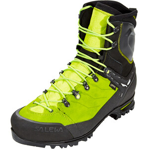 SALEWA Vultur Evo GTX Shoes Herr black/cactus black/cactus