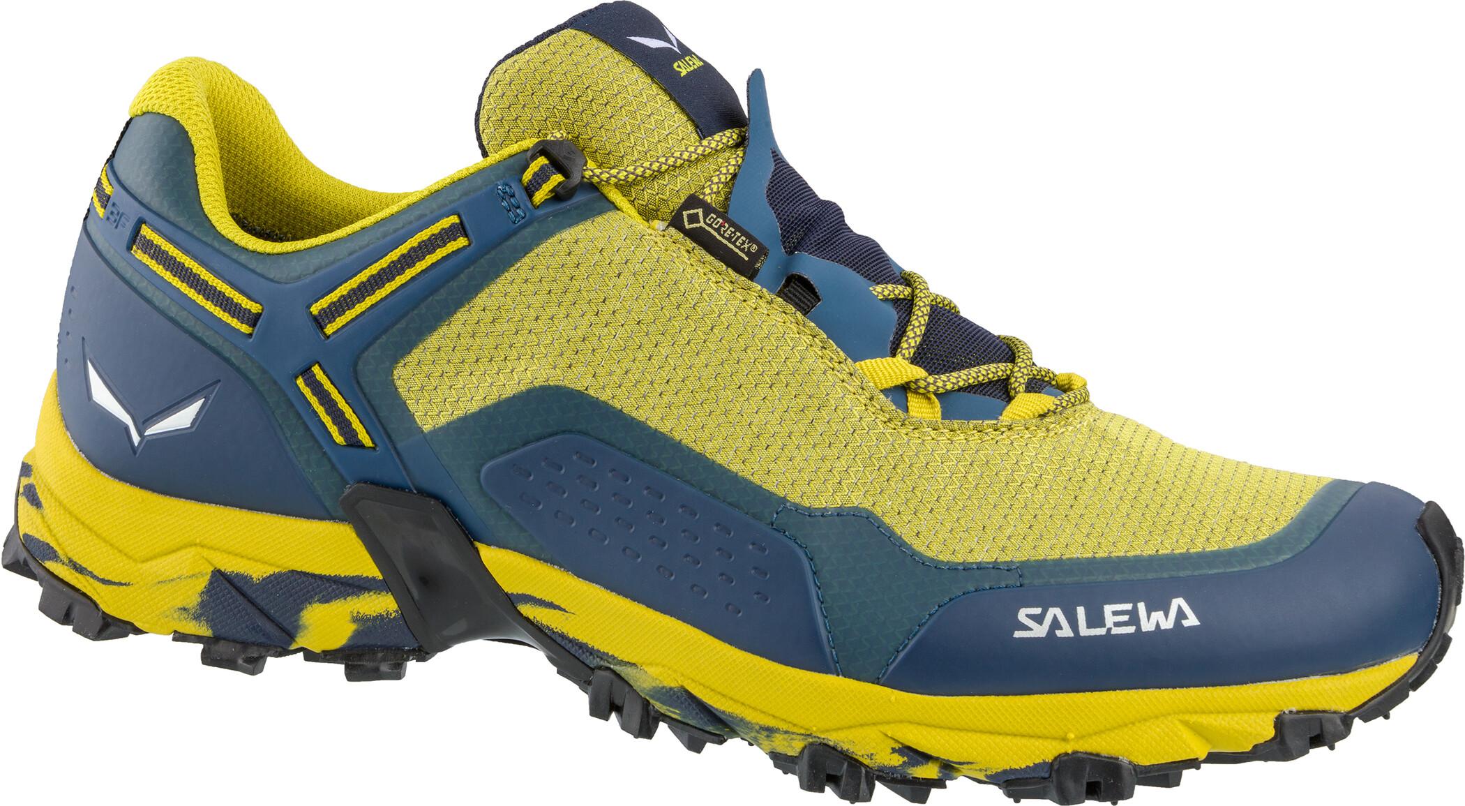 SALEWA Speed Beat GTX Shoes Herr night blackkamille