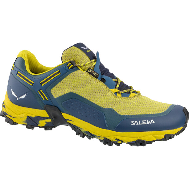 SALEWA Speed Beat GTX Shoes Herr night black/kamille