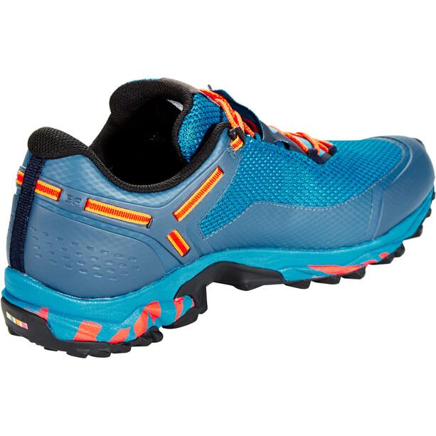 SALEWA Speed Beat GTX Shoes Herr premium navy/spicy orange