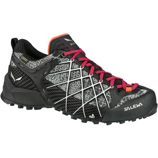 SALEWA Wildfire GTX Shoes Dam black/white