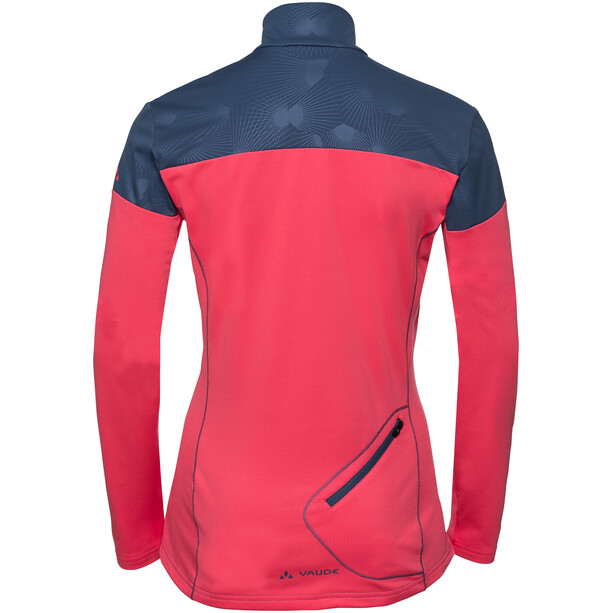VAUDE All Year Moab Shirt Damen bright pink