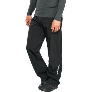 VAUDE Moab Rain Pants Herr black black
