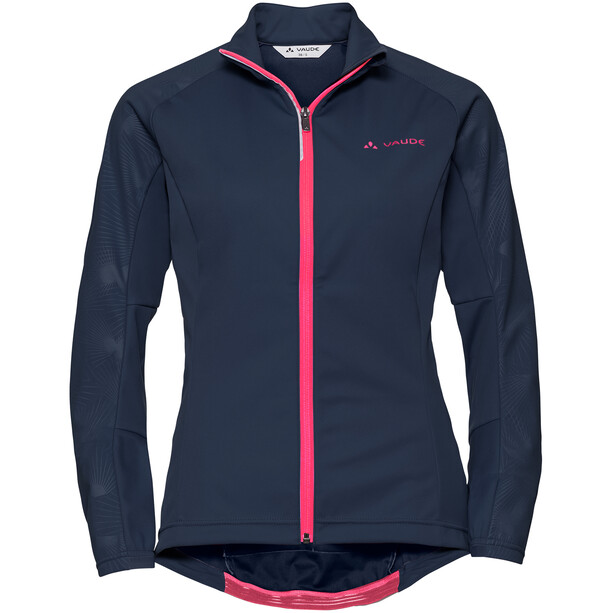 VAUDE Resca Light Softshell Jacke Damen eclipse