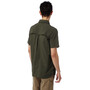 Craghoppers NosiLife Adventure SS Shirt Herr dark khaki