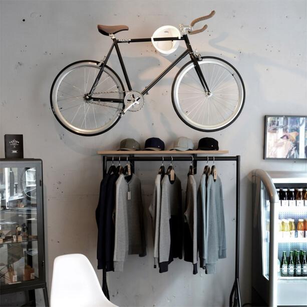 Cycloc Solo Support pour vélo, blanc