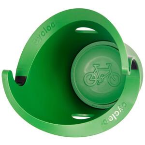 Cycloc Solo Support pour vélo, vert vert