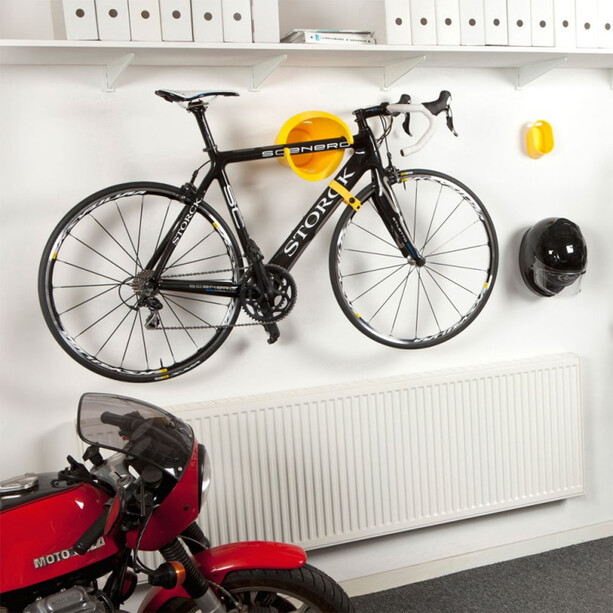 Cycloc Solo Support pour vélo, yellow