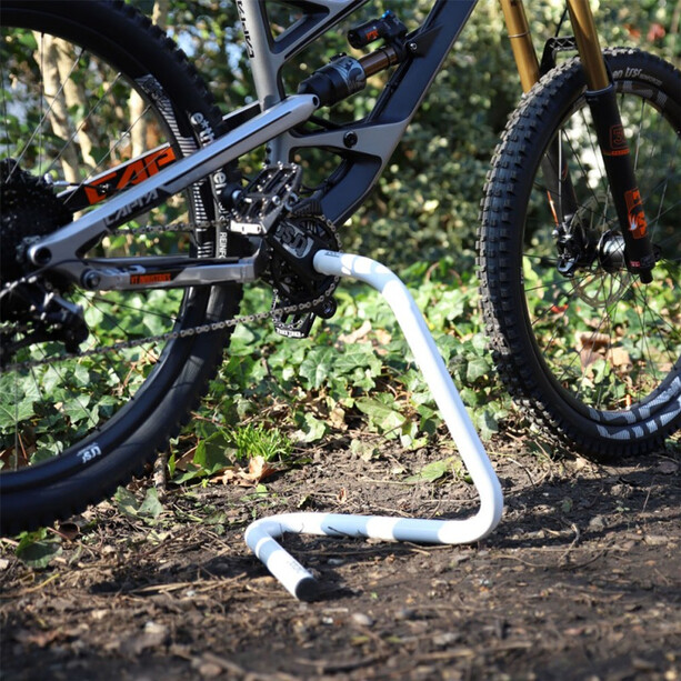 Cycloc Hobo Bike Stand white