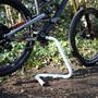 Cycloc Hobo Fahrradständer white