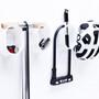 Cycloc Loop Helm- und Accessoiresablage weiß