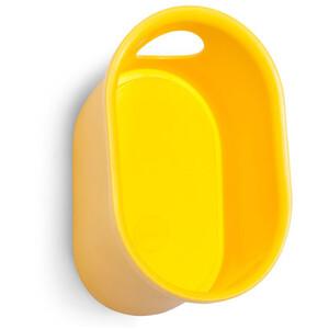 Cycloc Loop Helm- und Accessoiresablage gelb gelb