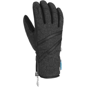 Reusch Lore Stormbloxx Handschuhe Damen black melange black melange