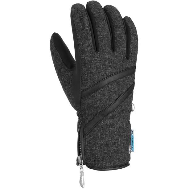 Reusch Lore Stormbloxx Handschuhe Damen black melange