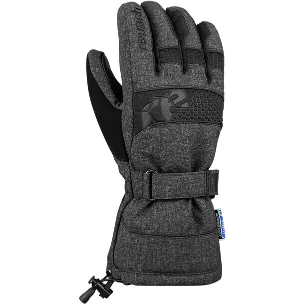 Reusch Connor R-TEX XT Handschuhe black/black melange