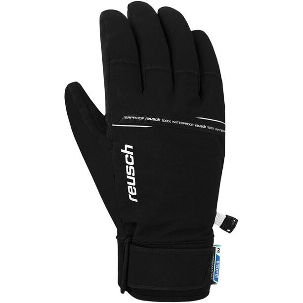 Reusch Logan R-TEX Handschuhe black/white