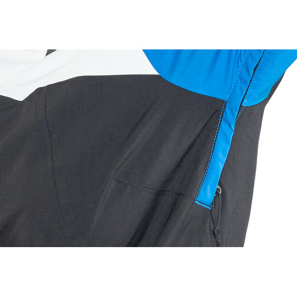 The North Face Stratos Jacket Dam tnf black/tin grey/bomber blue