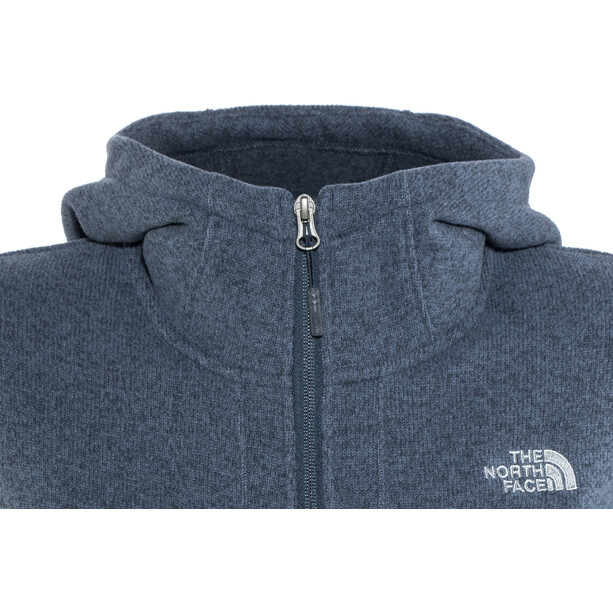 The North Face Crescent Parka Dam urban navy heather