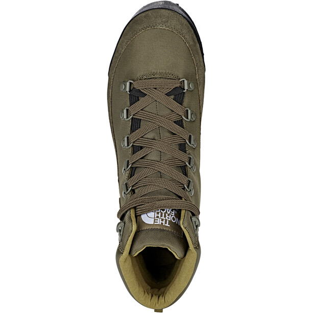 The North Face Back-To-Berkeley Nylon Shoes Herr tarmac green/fir green