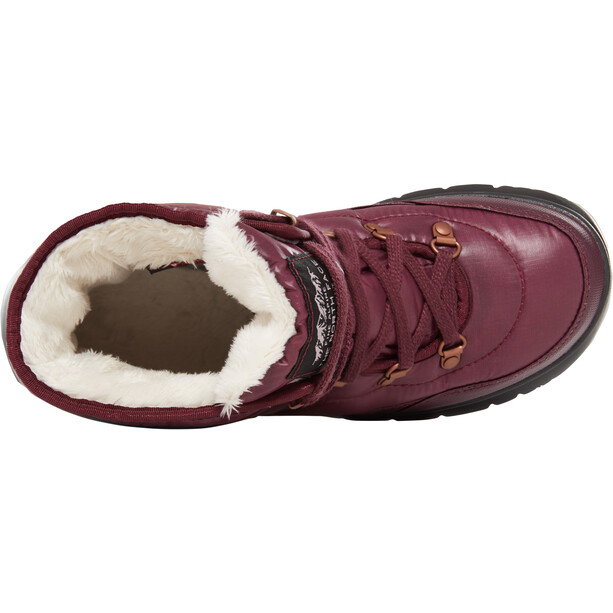 The North Face Thermoball Lace II Shoes Dam shiny fig/vintage white
