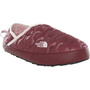 The North Face ThermoBall Traction Mule IV Shoes Dam shiny fig/burnished lilac