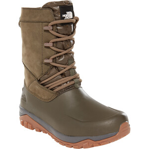 The North Face Yukiona Mid Boots Dam tarmac green/tarmac green tarmac green/tarmac green
