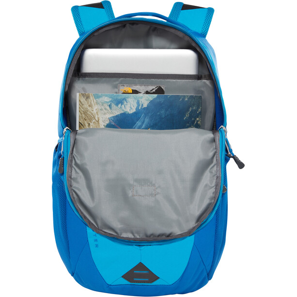 The North Face Jester Backpack hyper blue/turkish sea